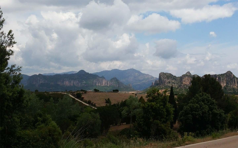 Panorama Gennargentu