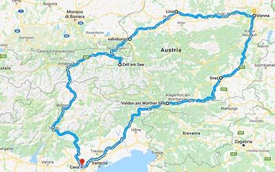 Tour dell'Austria