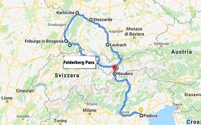 Itinerario Foresta Nera